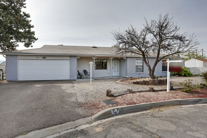 Welcome to this true gem in this quiet premier neighborhood of Rio Rancho! This spacious family home with an upgraded kitchen, three comfortable bedrooms and two remodeled bathrooms, this is the place you will want to spend time with friends and family; just in time for summer and holidays year-round! With summer right around the corner, this is the perfect place to host get together's with family and friends on one of the biggest lots in the neighborhood at just over a 1/3rd of an acre. With all the upgrades and remodel work done, this property is priced to sell and won't last!