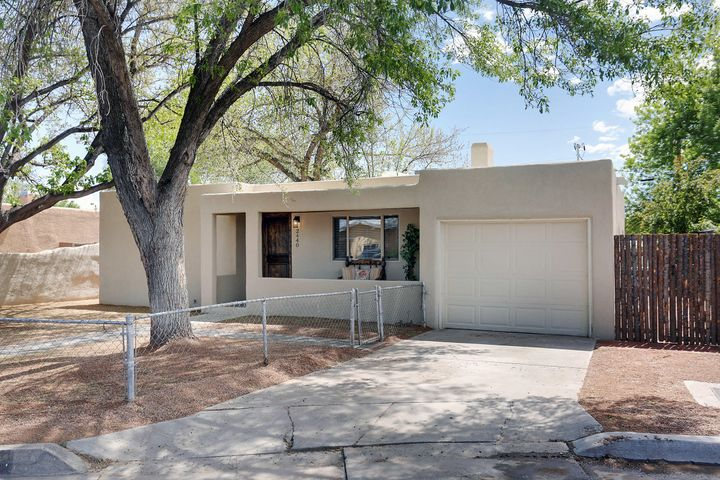 This one is OUTSTANDING!  Remodeled and Updated. The open flowing floorplan is a dream + kitchen is something special -A MUST SEE!  LIST GO LIKE THIS - TPO roof and metal angled roof (master suite), new windows, doors, stucco, refrigerated air, skip trowel finish on all walls and ceiling, plaster finish on wood burning fireplace, Paint, Gorgeous FLOORING, new lighting throughout, custom Island in kitchen, Pantry, Samsung appliance package, custom tile in bathrooms, Separated Luxurious MASTER suite has double sinks, Walk-in closet, French doors to backyard, , laundry inside, exposed beams, recessed lighting, dry bar with wine fridge.  One garage plus.  Sounds amazing right! IT IS!!! If you wait this one will be GONE!