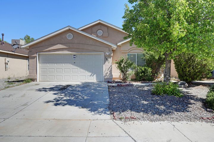 Move in ready.  Schedule your showing today.  Home has a large great room and large kitchen area.  Secondary bedrooms are great sized.  Wonderful neighbors!