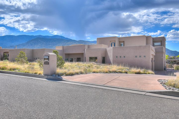 Stunning Custom Mayhew Home In High Desert With Breathtaking Views!This Masterfully Designed Home Offers 4BR,5BA,Loft,Designer Paint,Porcelain Tile,Huge WalkIN Closet, Radiant Heat, Oversized 3CG,Utility Room,Pella Windows W/Pleated Shades,Butlers Pantry,Formal Dining,Eat in Kitchen&More!Enjoy The Great Room With 12 Ft Ceilings,Stone Detail Around The Gas Fireplace&Windows For Gazing at The Mountains.You Will Love Cooking In The Chef's Delight Kitchen W/Granite Counters&SS Appliances!The Master Bedroom Is A Spacious Retreat On The Main Level&Has A Luxurious Master Bath W/Custom Tiled Walk In Shower&Separate Tub,His&Her Vanities&Amazing Walk In Closet!The Backyard Is Ready To Entertain W/Covered Patio And Exquisite Views,Built In Fireplace&Grill. On A Quiet Cul De Sac Near Walking Trails!