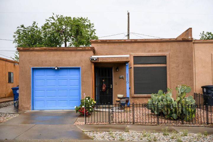 LOVELY HOME on a cul de sac! Nicely updated home with ''GORGEOUS CHERRY wood cabinets. Cathedral ceiling for that open feel. Large living area, tile floors and one car garage with storage space. Small but nice,  back yard to enjoy outdoor time. 3 bedrooms and 2 baths. Must see to appreciate.