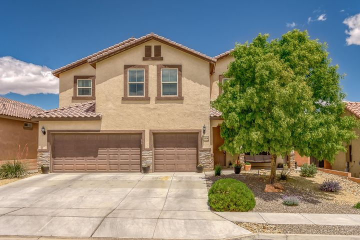 Welcome home to this warm, inviting, and functional Pulte floorplan in the fantastic Loma Colorado district. Oversized living areas, plus loft, allow for quality time with family and friends. Walk through the rotunda foyer to entertain easily via the open floorplan and over the massive island or out in the covered patio during our beautiful spring and summer nights. The huge pantry is enough for any chef's needs. Huge master & walk-in closet. Oversized bedrooms all w/walk-in closets. The water heater has a recirculatory pump for instant and continuous hot water. High-level granite, new carpet, staircase lighting, oversized garage, Smart Home technology and hardwired surround sound are just a few of the many upgrades! Extra storage closets throughout the house for ultimate organization.