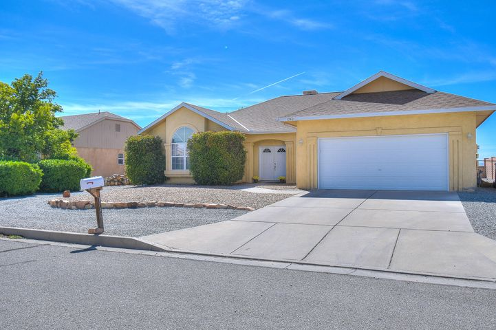 Beautiful home in quiet area with great views. Close 2 shopping, schools & hospital. Updated Kitchen with Granite countertops, Wood laminate flooring, tile in main areas and carpet in the bedrooms . Welcoming foyer, spacious kitchen .w/breakfast nook bonus room 9x13 study/office/workout room w/french doors added off of the liv.room~MBDRM features delightful bath which has deep garden tub and separate shower & double sinks. Fully landscaped Front & Backyard. Home offers Backyard access this wonderful home~Come see today!