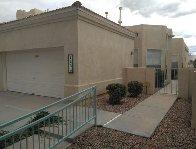Beautiful Detached Townhome in the Renaissance Townhome community. Fully Gated, absolutely beautiful Flooring throughout combined with soft accent colors and the offset baseboard trim makes this a very alluring home. Tile countertops, Incredible Window Shades and Stainless Steel Appliances included.  2 bedrooms with an office make it a possible 3 bdr. This is a must see home at a price everyone wants.