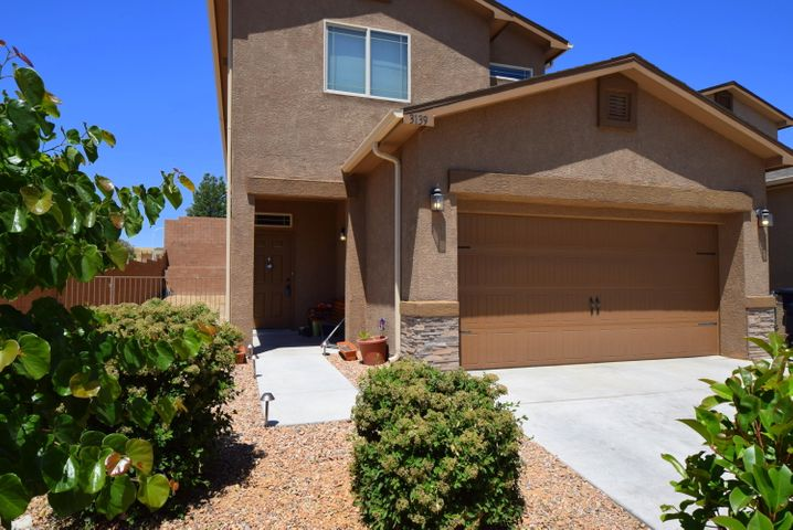 Beautiful home very clean and well kept! Open floors, great for entertaining guests. Green Build NM Silver Certified! Gotta see this beauty before it's Gone!
