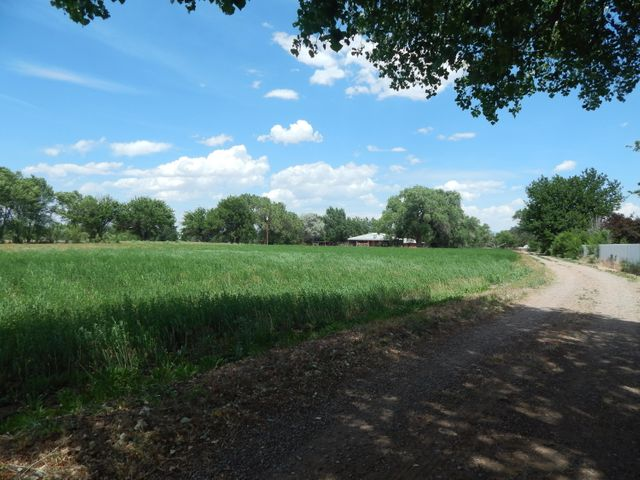 Amazing home on 9.76 green, beautiful, irrigated acres.   Brick home with 2 bedrooms, and 2 full baths with marble shower surround and jetted tubs. Walk-in closet in master. Kitchen pantry with plenty of custom shelving. 3 knotty pine covered porches with flagstone walk way. 600 square foot Casita is perfect for office, guests or foaling barn,  3/4 bath and a wood-burning stove.   Amazing horse property with 2 inside stalls, 450 sq ft with 2 enclosed pens and 24 ft run, automatic watering and fly sprayers. Covered 16x36 row pen sheds.  Fenced and cross fenced.  Private and secluded at the end of a quiet Road.  This is a must see!  Seller has provided documents from State declaring  Pre-1907 Water Rights.