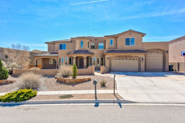 Stunning custom built Labbate home located on a large cul-de-sac lot in the gated Greystone Ridge community! Home features 5,250sf with 4 bedrooms, 4 full bathrooms, 2 half baths, an enclosed balcony and a 3 car garage. Gorgeous living area with a custom Kiva FP, soaring ceilings with a wall of windows and balconies surrounding! Kitchen fit for a chef with custom high-end cabinetry, granite countertops, 2 built-in ovens, a gas cooktop, sub zero fridge, pantry, a huge bar with seating area and a breakfast nook! Impressive master with a gas fireplace, seating area and custom ceiling! Spa like bath with his/hers sinks, custom vanities, lavish jetted bath, walk-in shower and walk-in closet! Enclosed balcony with stunning 360 degree views! Private backyard w/ fireplace and covered patio!