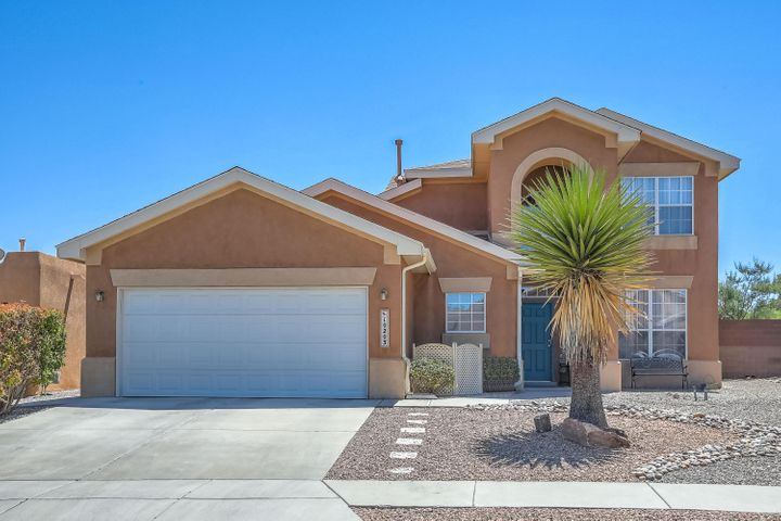 Extremely clean and well maintained! Step inside this gorgeous, move in ready home nestled in the Ventana Ranch area. New vanities in both down stairs bathrooms, along with gorgeous tile flooring and a fantastic open floorpan with a downstairs master! This home shows true pride of ownership throughout and is sure to impress!