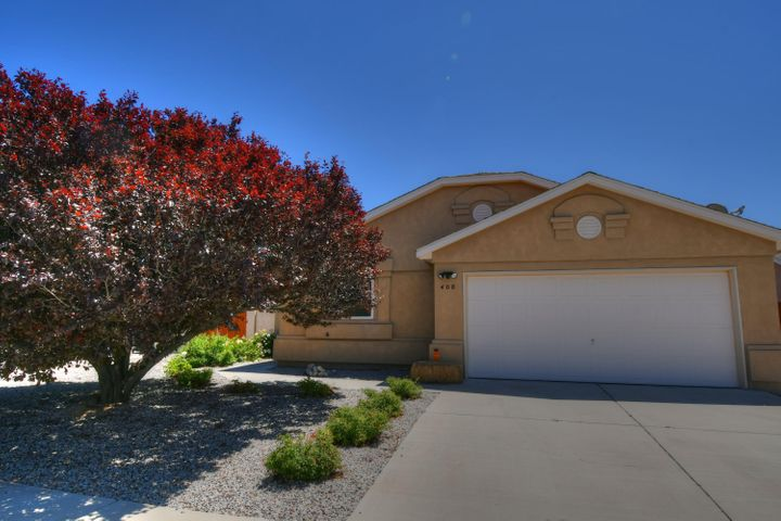Beautiful home located in a very desirable neighborhood!  Close to Sandia Labs, Kirtland Afb, I-40 and shopping.  Huge corner lot, updated with beautiful flooring, expanded kitchen and much more!