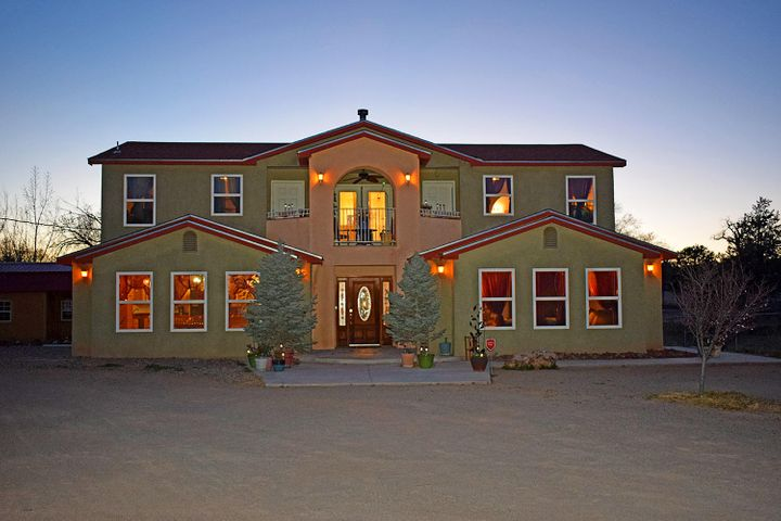 Large family? Or just like a lot of space? Or perhaps you may be looking to open a home  for teens or the elderly, this could even serve as an air B&B, either way this Beautiful home has the space plus features an additional 280 square foot detached studio apartment, also features two master bedrooms. Wow! Make an appointment today to see this home!