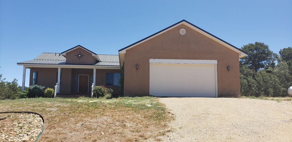 This one story single family home nestled in the Tablazon Meadows subdivision has incredible mountain views. This mountain homes sits on a large 2 acre lot, front and back covered porch, refrigerated a/c, open/bright floorplan, gas log fireplace, well and septic have passed inspections and is ready for your buyer. Show and sell today!