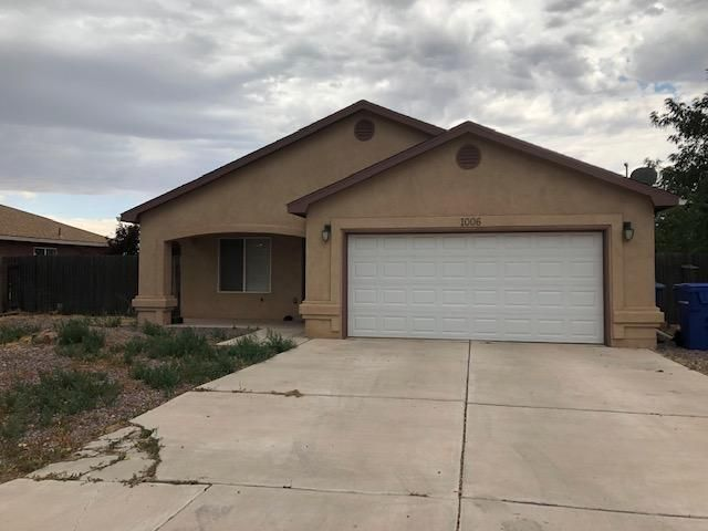 This is a beautiful 3 bedroom, 2 bath home WITH an attached 2 car garage and a ton of potential.  Home has an open floorplan with a ton of storage!!  Call today to schedule a showing.