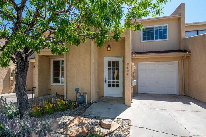Fabulous foothills location in Eldorado High school district! This lovely townhome offers two bedrooms and two bathrooms in a desirable location close to amenities and with private gated access to the park. Seller installed a newer furnace in 2019, 6 skylights (2006), 1/2 bath pedestal cabinet sink & low flow toilet(2009), JackNJill bathroom remodel includes tile shower w/niche&added window&cabinets. Kitchen has under cabinet lights, 2 additional cabinets and tile flooring (2011), laminate floor in living/dining room w/noise reduction insulation, tile in entryway/fireplace (2012), newer water meter (2014), Seller did a roof tune-up by Goodrich roofing in June of 2019.