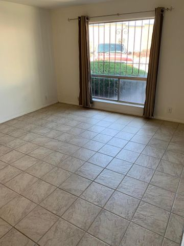 Ground unit  Now Available in highly sought-after Winrock Villas.  Unit features open floor-plan with tile throughout, updated bathroom, new appliances, private patio off of master bedroom and carefree living!  HOA covers property taxes, water/trash/sewer, common area including pool, and exterior of residence.  Come see this condo today!