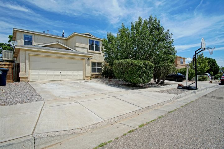 Come home to this private gem located in Albuquerque's westside!Improvements and upgrades galore, this home shines with pride of ownership! This home has lots of potential, come see for yourself today!