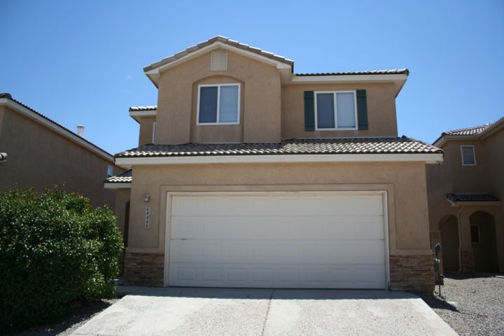 Open floor plan features two living areas and kitchen with breakfast nook.  Well appointed kitchen with plenty of cabinets and counter space.  Master bedroom fit for Royalty! Very spacious with balcony, walk in closet plus separate garden tub and shower.  Priced Right!!!
