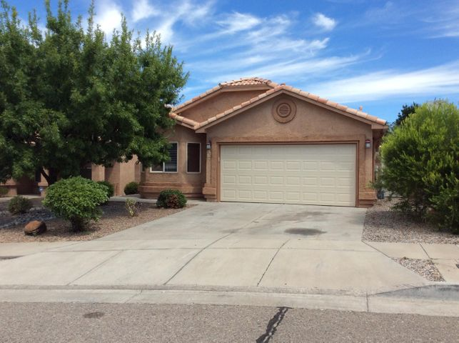 Another great home brought to you by Rio Grande! NEW: Kitchen Granite, Paint, Stainless Steel Appliance package, Electrical & Plumbing Fixtures & custom window coverings in a comfortable neighborhood located in the Northstar, Desert Ridge & La Cueva school districts!!!  Be sure to HURRY, this one will not last long!  **Seller has just purchased this one. Due to the FHA-90 day Flip Rule, this one does not qualify for FHA financing.**