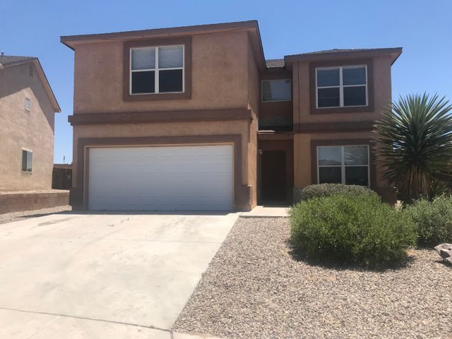 Great floorplan! Very large family home on oversized lot. Lots of room for lots of  family. Extra Living area upstairs. Freshly painted.  Close to schools. Public water and sewer. Easy maintenance front landscaping all fenced back yard. Owner will consider carpet allowance