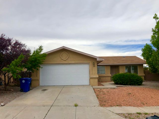 Great fixer upper on a large corner lot with open floorpan, covered patio, large rooms and so much moire! Come see today! Home is sold as is.