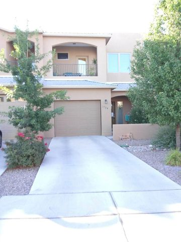 Welcome to Sawmill Crossing! Custom Construction, Green Build-NM Silver Level. Private Decks, Arched Doorways, Open Floor Plans and thoughtful use of space. Abundant natural light, and granite countertops. Tankless water heater, 2x6 Construction, Blown-in Insulation, Low E windows, and More. Perfectly situated in the Old Town/Museum District Area, Less than 2 minute from breweries, coffee shops, yoga, Hotel Chaco & more!