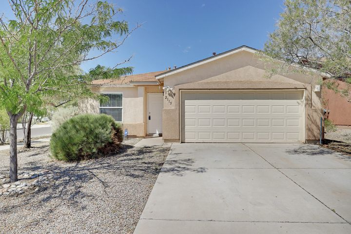 Nice Property.  New Carpet, New Stainless Steel Appliances, Refrigerated air, open floor plan.  Corner lot.