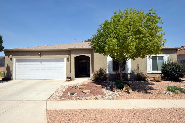 Come see this beautiful 3 bedroom, 3 bath home in the Wildflower gated neighborhood. The inviting open floor plan has a spacious living room with gas fireplace. The gorgeous kitchen has granite counter tops and cabinets w/ soft close Doors/Drawers. Backyard has a covered patio and storage shed on its own slab w/ power, landscaping & water feature. Close to I-25 and Shopping/RestaurantsChest Freezer in the garage does not convey with the property.