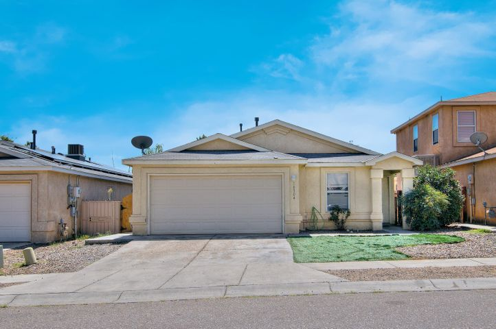 In need of space? Look no further this 4 bedroom 2 bath home offers plenty of room with its open floor plan. It doesn't stop there master suite has a walk in closet and is separated from the other 3 bedrooms.  It's a must see!
