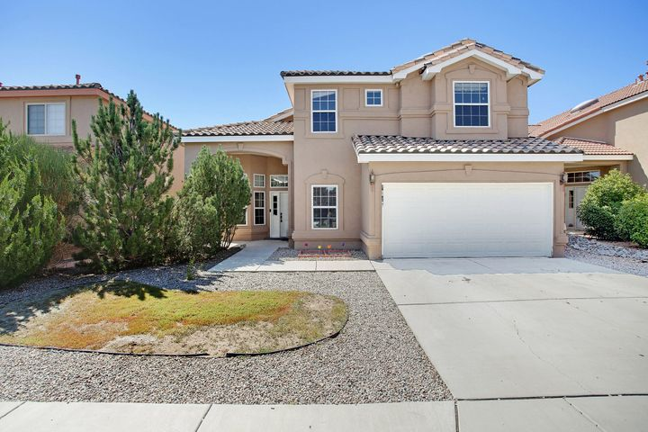 ***OPEN HOUSE Saturday September 14, 2019 12PM-3PM, if still available.*** Over 3,000 sq ft in this Kim Brooks Home priced to sell quickly by motivated sellers! Special features include: pitched Spanish tile roof, energy-saving thermal windows, cool refrigerated air, soaring living room / dining ceilings, stain resistant and durable vinyl plank flooring on first level, spacious kitchen with bar and stainless steel appliances, upstairs loft area, and the most enormous master suite complete with 2 sinks, relaxing soaking garden tub separate from shower, water closet, and a generously-sized walk-in closet. Don't miss the awesome garage complete with an oversized area ideal for a workshop / storage / home gym. With so much space for the money... You owe it to yourself to see this home today