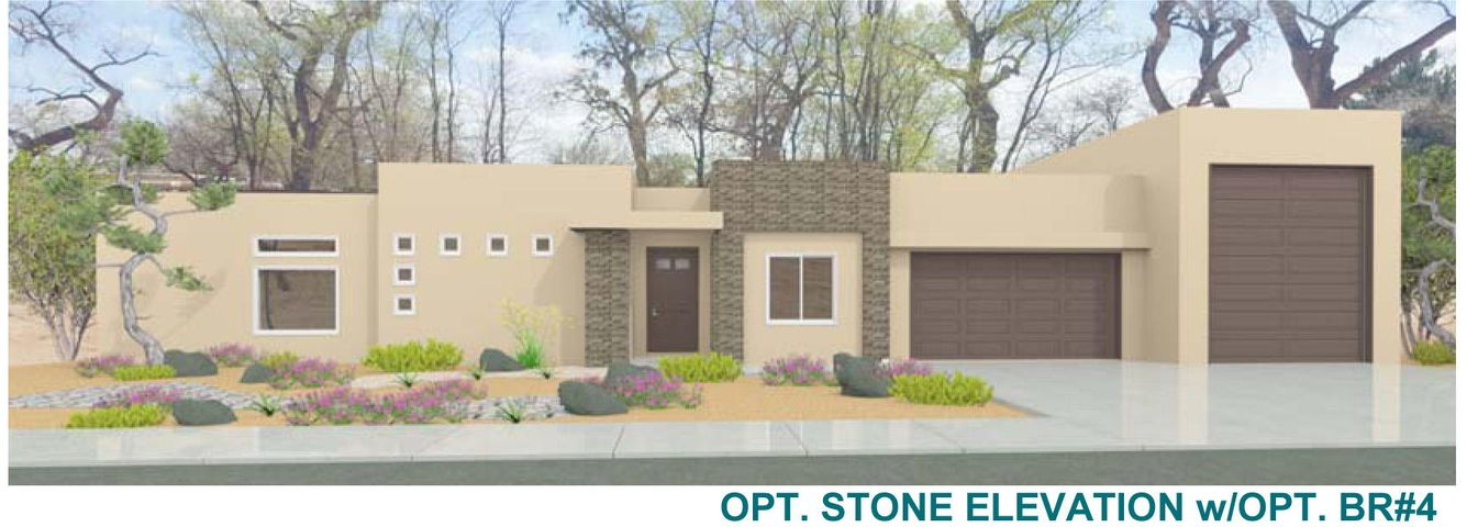 New Sivage Homes gated community near El Pinto, Ballon Fiesta Park, Sandia Casino. Easy access near I-25 and Roy. Great North Valley living in a brand new Sivage Home. This home will be built with a 15.5' x 45' RV garage. Only 9 total lots. Call Adrian for more info and build times.