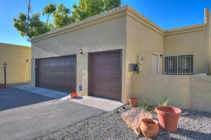 Your buyers are going to want to see this gem before it's gone! Located conveniently off of Southern and Country Club in an Adult Community.  This custom built home is unique to the area.  Master Bedroom has attached patio, second bedroom with attached patio, 3rd room for your home office, enclosed finished sunroom, 280ft covered patio with mountain views, numerous skylights allowing plenty of light into the home.  The kitchen is updated with newer Frigidaire SS appliance ensemble.  Newer high efficiency Master Cool Evaporative Cooler. Ceramic tile in all traffic areas.  Large two car garage with ample storage and a third bay for golf cart, bicycles, or additional storage.  A must see to appreciate all the extras!!