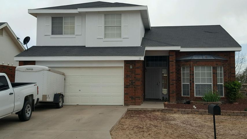 Fabulous well maintained home in Quiet neighborhood. Newly painted. Covered back patio. Storage shed. NEW ROOF!!!House will be sold as is.
