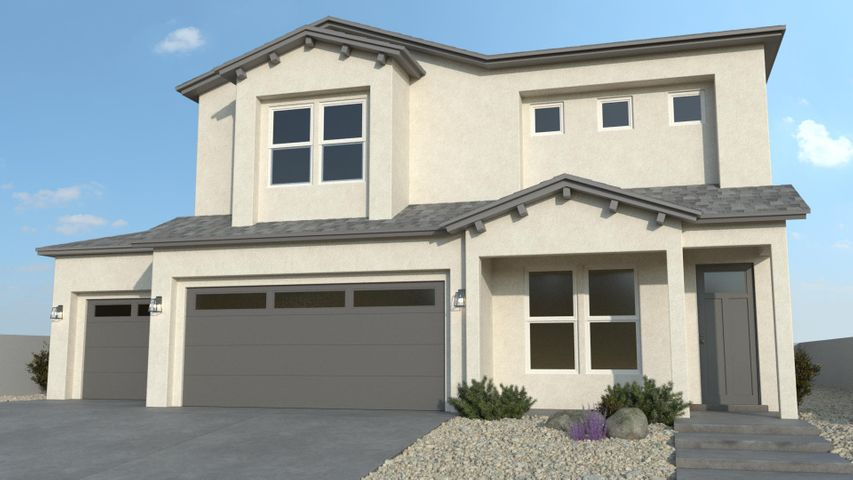RayLee Homes is now building in Volterra! This proposed construction listing features the ''Black Bear'' floor plan. This two story home is very flexible. It has spaces to accommodate many lifestyles. Standard amenities are stout. Covered Patios are standard along with all of your appliances (washer, dryer, refrigerator, microhood, slide in range and dishwasher), window covering (white faux wood blinds). Reach out to us and let us help you buy your next home in Volterra.  Buy Local!