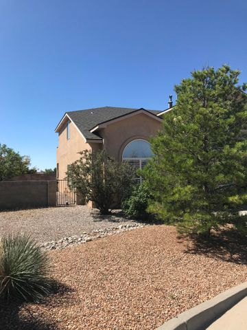 Please no showings on 10/28 all day! Beautiful, conveniently located near NM-528, over 1/4 Ac lot, original owner home. Pride of ownership. New roof 2 years ago, built shed, and RV aces. 2 living areas and very functional floor plan. One bedroom with 3/4 bathroom downstairs. Must see!