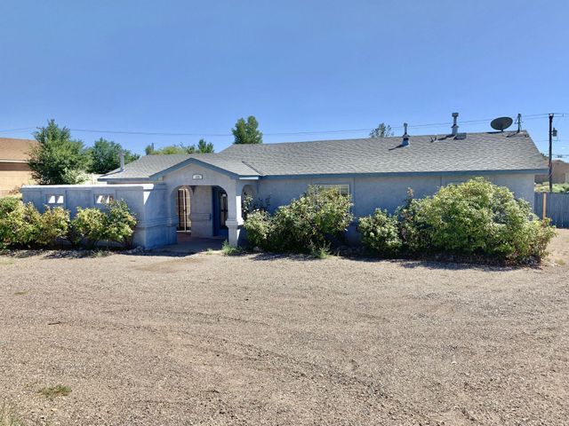 Beautiful fixer-upper opportunity w/ref air, private fenced yard, mature trees / rose bushes, & shed... & it qualifies for just $100 down for FHA buyers too!!! Equal Housing Opportunity. HUD case #361-394138 / listed IN (meets FHA minimum property standards in present condition). HUD homes are sold AS-IS w/all faults; no pre-closing repairs or payments will be made for any reason. Home eligible for FHA 203K financing (when buyers can borrow more than price to renovate to their desire). Outstanding possibilities! For Utility Turn Ons: Buyer pays all fees to get utilities on with accepted bid + $150 re-winterization. Approval must be granted by HUD's field service mgr. Property Condition Report and Disclosure available but not to replace home inspections. To submit bids visit HUD Home Store.