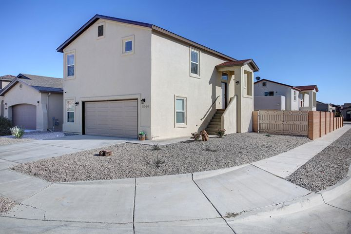 ***OPEN HOUSE Sun 11/3 1PM-3PM.*** BACKYARD ACCESS corner lot with raised privacy walls and expensive regal gates nestled in Paradise View Subdivision! Cross the threshold and it's all over. Dynamite home featuring: 2 master suites, 2 living areas ideal for multi-generational living, large walk-in closets in every bedroom, ample storage closets / spaces, gorgeous modern kitchen with upgraded cabinetry / stainless steel appliance package / wet bar, tile in all wet areas, cool refrigerated air ideal on hot summer days, security cameras, covered patio with outdoor living balcony on top, and a wonderfully-oversized garage with ample space for all those toys. So many enhancements, so clean, so perfect for you. You owe it to yourself to see this amazing property today!