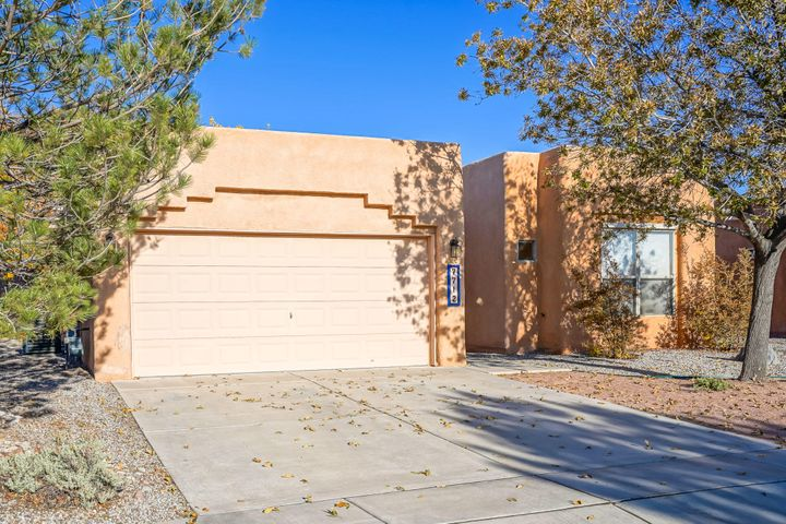 A Welcoming 3 Bedroom 2 Bathroom Home In The Highly Desired Vista Del Norte Neighborhood With Easy Access To Balloon Fiesta and an Uninterrupted Bike Trail All The Way To UNM!!!  Treat Yourself To This Well Built Pueblo Style Home With Roomy Living Area, Open Kitchen and Separate Study or Formal Dining Area.  Each Room Is Generously Sized With The Master Bedroom Facing The Back Yard For Peace and Enjoyment.  Don't Forget This Is One of The Few Homes With Larger Back Yard AND You Have Close Access To Paseo De Estella Park, Bernardo Park and The HUGE Vista Del Norte Park.  Take Advantage Nearby Neighborhood Restaurants Like Vics Daily Cafe, Milly's or Jimmy's Cafe Which Are Only A Short Drive Away.  Don't Miss Out On Living In The Home Of Your Dreams.
