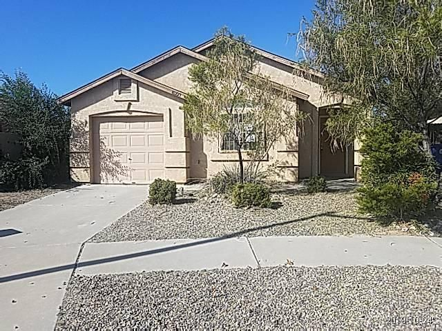 Property in the community of Sunrise Ranch. This home features 2 bedrooms, 2 baths and an attached garage. Kitchen with a breakfast bar and right next to sliding windows that let in a lot of natural light. Generously sized, walled backyard. Schedule your showing today!