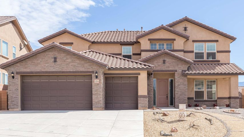WELCOME HOME to this immaculate two-story move in ready home in the desirable  Loma Colorado location.  This impressive 4 bedroom plus office and 3 1/2 bath home offers open-space living with a huge family room with featured stacked stone gas fireplace, spacious loft, large open kitchen with granite countertops and eat-in breakfast bar, stainless steel appliances, large-format tiles and so much more! The over-sized Master suite offers a huge walk-in closet, true master bath that includes dual vanities with granite counter tops, tile surround shower with glass enclosure and large soaking tub. Enjoy your large covered private deck with sensational mountain views. This gem is centrally located close to schools, shopping , and local dining. Large outdoor living space perfect for entertaining
