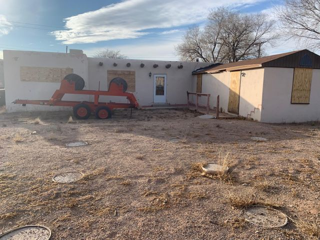 Commercially zoned property on .34 acres. Improvements currently set up for home/business. great investment opportunity needs updates, listed below market value. Sold as is.