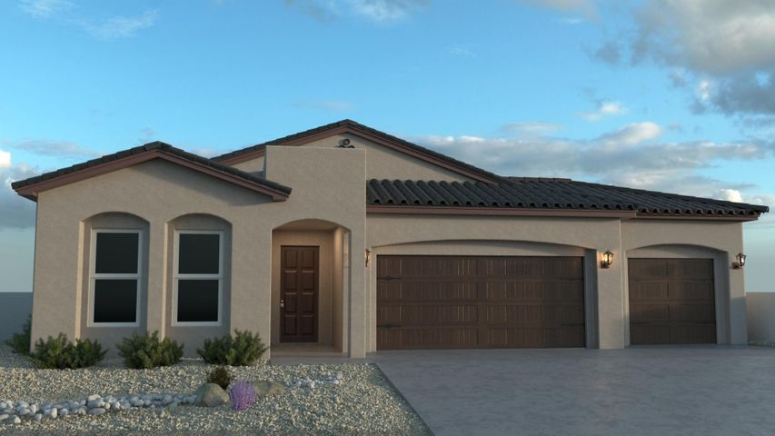 This LOBO floorplan is adorable! Open Concept and very functional. Visit the documents page of this listing to view the floorplan. This home is currently under construction and ready for a new buyer. Don't miss out on your opportunity to purchase a new RayLee Home in Volterra. Patios are standard along with all of your appliances (washer, dryer, refrigerator, microhood, slide in range and dishwasher), window covering (white faux wood blinds) and offers the only home sites in this phase that allow a 3 car garage!! Buy Local!