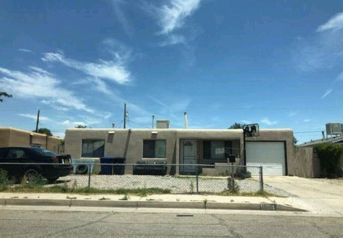 Bank Foreclosure! 4 Beds 2 Bath home in Sw Albuquerque. Property is occupied.