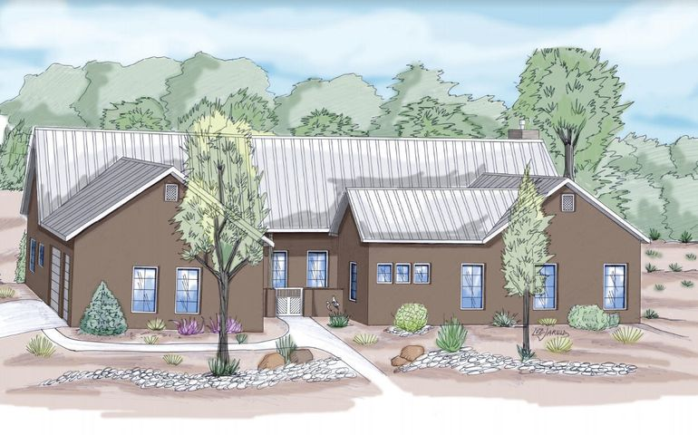 Brand New Desert Sage Custom Home under construction in the heart of Rio Rancho on a huge 2 acre property! This one-of-a-kind home with feature 2,487sf, 4 bedrooms, 3.5 baths, 3 car garage and a 580sf casita! Luxury upgrades throughout the home! Schedule your walk through today!