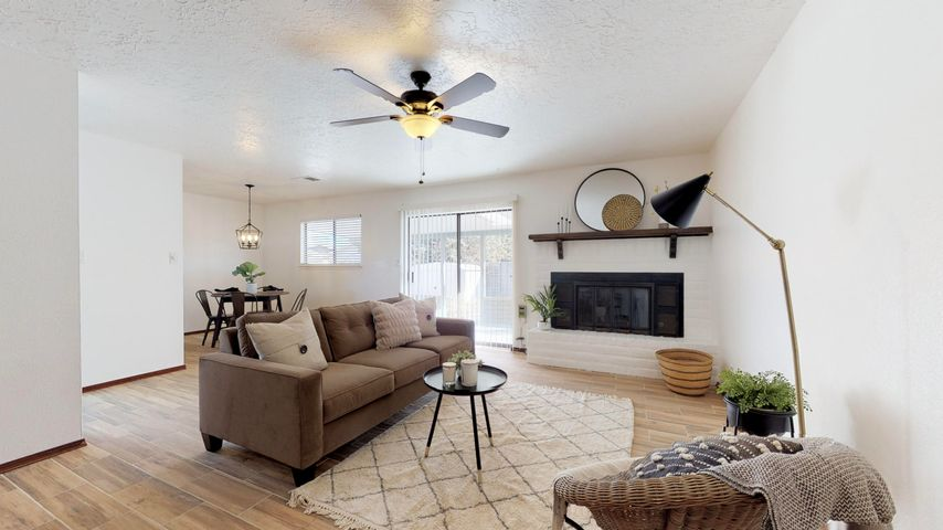 Charming Ladera Heights home with many updates. Natural light throughout the home, on a Corner lot with a large backyard. Across from the park and Ladera Golf Course. Come take a look!
