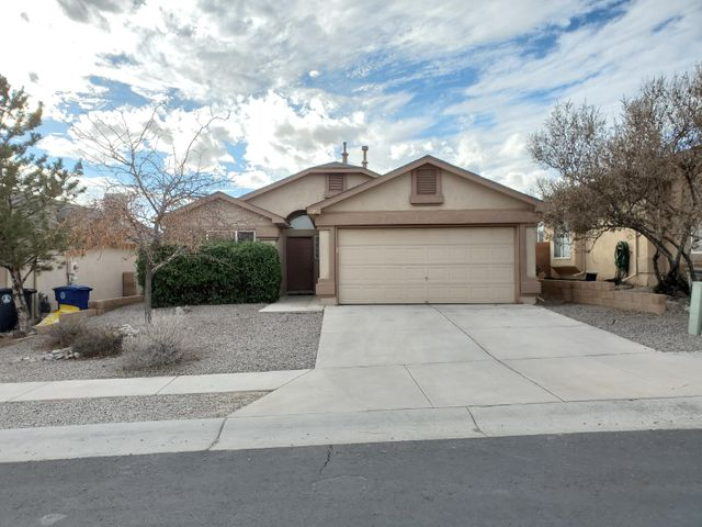 One time owner! Convenient location well secured gated community. Bright Open Floor Plan, Large bedrooms, and Open Welcoming living space and kitchen! Landscaping in front and back yard with drip system irrigation. Two car garage! Perfect place to call home! Don't wait, Call today!