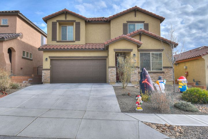Loma Colorado at its BESTt! Just 3 Years Young Very Well Cared for 2 Story Home in a Quiet CUL-DE-SAC! Super Desirable Spacious Open Floorplan, Beautiful Granite Countertops in the Kitchen and Master Bath, Stainless Steel Appliances, Staggered Kitchen Cabinets w/Crown Molding, and Much More! Home is Finished with 3 Bedrooms and 2.5 Baths, Loft and a Flex Room! Professionally Landscaped Backyard with Natural Grass, pavers and a Fire Pit is a BONUS! Great for Entertainment! Do Not Miss on this Beauty, Schedule Your Showing Today!