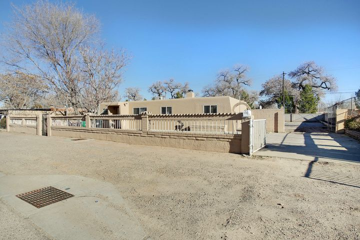 4 Bedroom 2 Bath Home in Adobe Acres won't last long! A large living area and eat in kitchen wood fire place.  Full remodeled trough OUT!!!  Plenty of parking space for your big toys...This move in ready home is ready for the next owners.  Schedule and make it yours today!