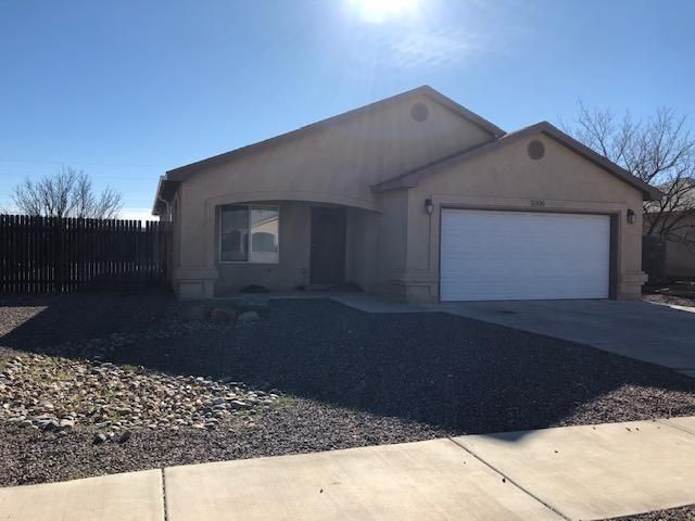 WOW!  A beautiful 3 bedroom, 2 bath home that is ready to move in.  Home was just painted and has a brand new microwave.  You have a ton of storage with an attached 2 car garage.  Home is fully fenced with a landcaped yard in the front and the back.  This home is a must see.