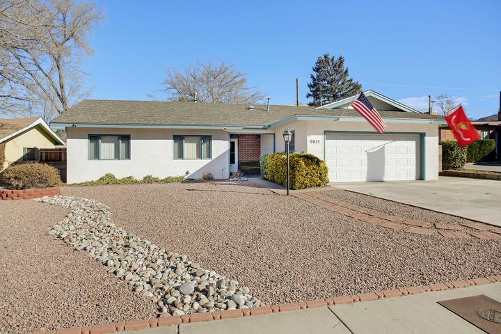 Beautifully updated ranch style, Hardwood floors, Granite counters in updated Kitchen. Very well cared for Refrigerated Air, Updated 200 Amp Electrical service. Newer roof & Windows. See List of upgrades in documents.