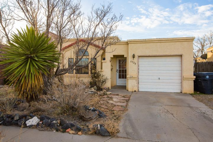 Endless potential in this charming 3 bed, 2 bath Taylor Ranch home! The home features a large main living area making it a great place to entertain guests! The home boasts a chef's kitchen with tons of pantry space. The private backyard has tons of space and covered patio. Don't miss out on this opportunity.