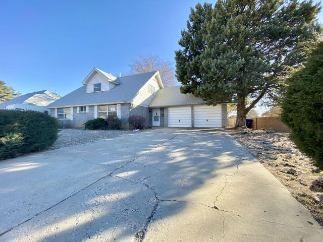 WOW! This handsome northeast heights brick HUD home is absolutely beautiful, close to everywhere you want to be... and qualifies for just $100 down for FHA buyers too! Equal Housing Opportunity. HUD case #361-340029 / listed IE (FHA insurable with up to $10,000 buyer repair escrow). HUD homes are sold AS-IS w/all faults; no pre-closing repairs or payments will be made for any reason. Home eligible for FHA 203K financing (when buyers can borrow more than price to renovate to their desire). Outstanding possibilities! For Utility Turn Ons: Buyer pays all fees to get utilities on with accepted bid + $150 FSM deposit. Approval must be granted by HUD's field service manager. PCR and disclosure available but not to replace home inspections. To submit bids visit HUD Home Store.